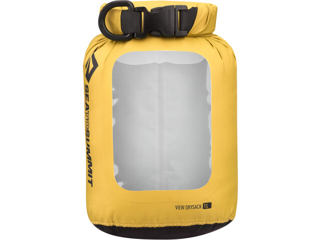 Sea to Summit View Bolsa seca, yellow